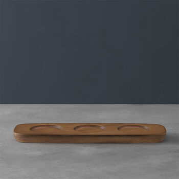 Artesano Original Tablett für Dip-Schälchen