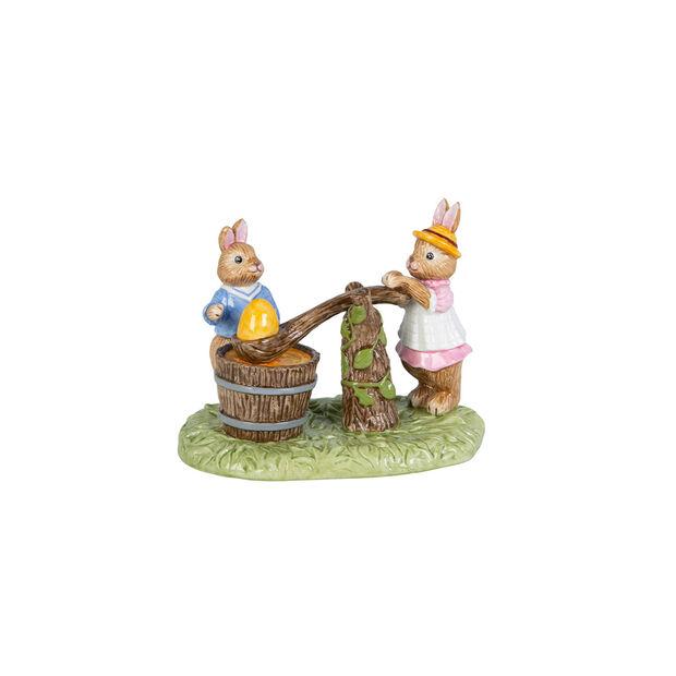 Bunny Tales Figur Eierfärben, bunt, , large