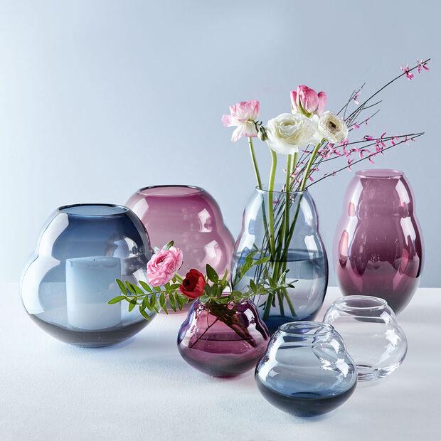 Jolie Bleue Vase/Teelichthalter, , large