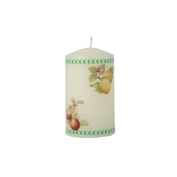 Table Decoration Kerze French Garden 70x140mm