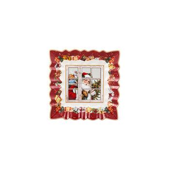 Toy's Fantasy Schale eckig, 2021 23x23x3,5cm