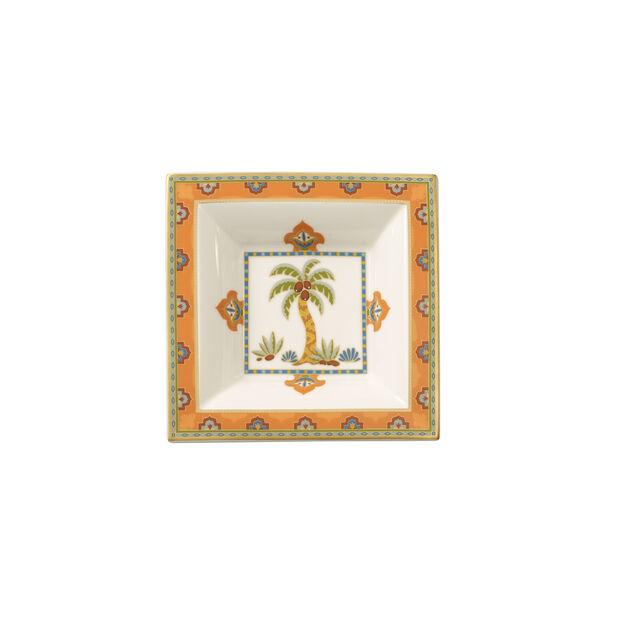 Samarkand Mandarin Schale  quadratisch 14x14cm, , large