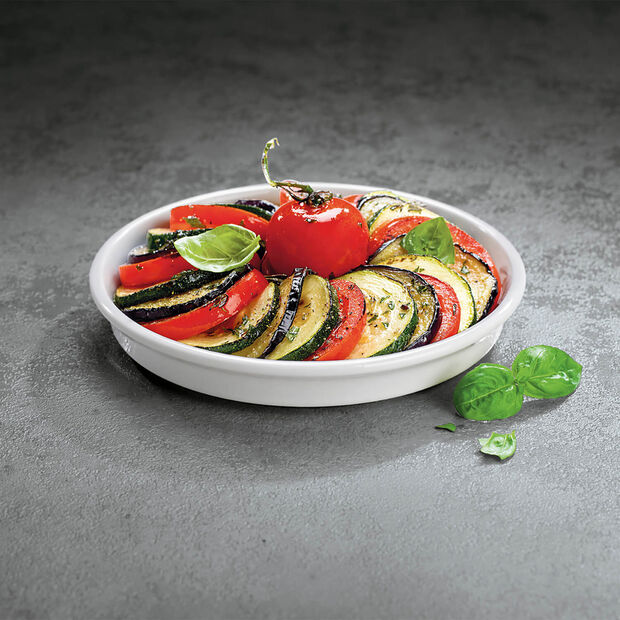 Clever Cooking runde Servierplatte 17 cm, , large