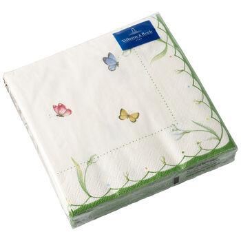 Papier Servietten Colourful Spring, 25 x 25 cm, 20 Stück
