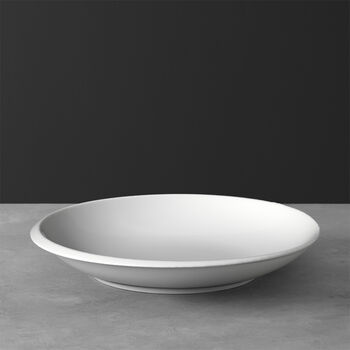 NewMoon tiefe Schale, 1,75 l, Weiß