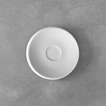 NewMoon Untertasse für Espressotasse, Weiß