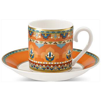 Samarkand Mandarin Mokka-/ Espressotasse 2-tlg.