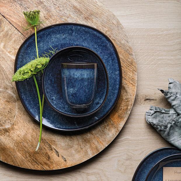 Lave bleu Becher ohne Henkel 9x9x10,5cm, , large