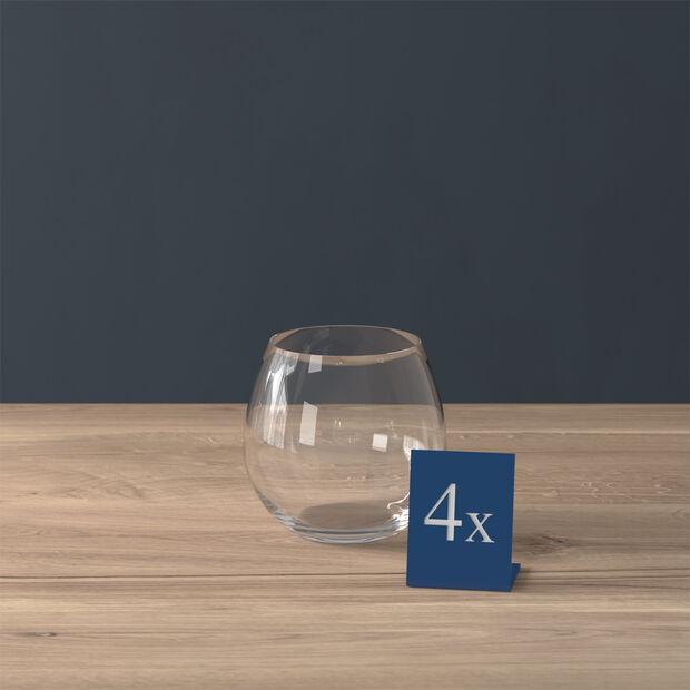 Entrée Wasserglas, 570 ml, 4 Stück, , large