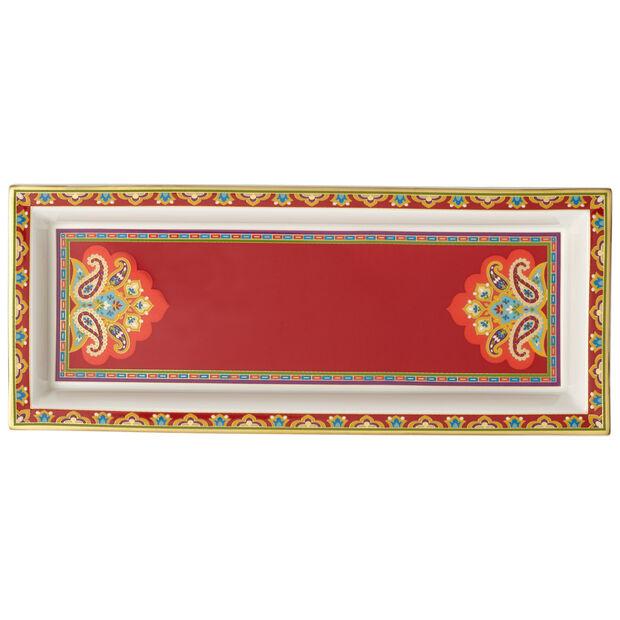 Samarkand Accessories rechteckige Schale, , large