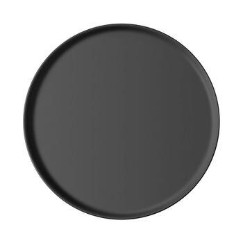 Iconic Universalteller, schwarz, 24 x 2 cm