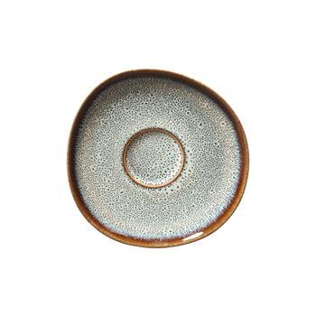 Lave beige Untertasse für Kaffeetasse, 15,5cm
