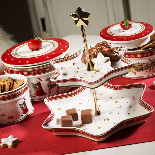 Winter Bakery Delight große Gebäckdose, , large