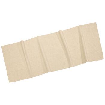 Textil Uni TREND Tischläufer bast 50x140cm