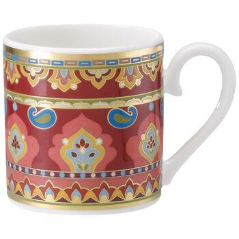 Samarkand Rubin Mokka-/Espressoobertasse