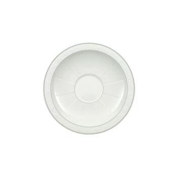 Gray Pearl Cappuccinountertasse