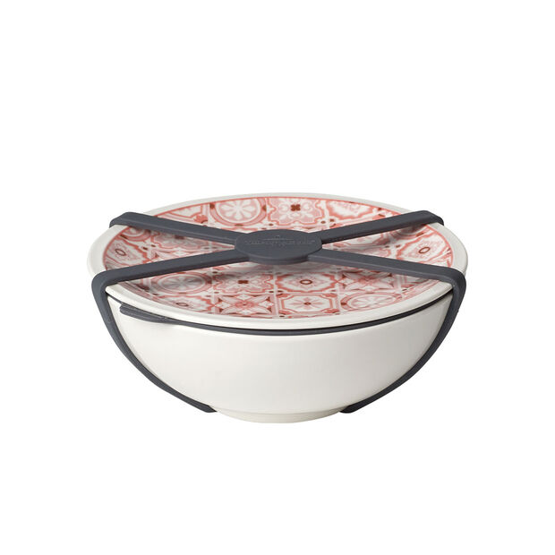 Modern Dining To Go Rosé Schale M, , large