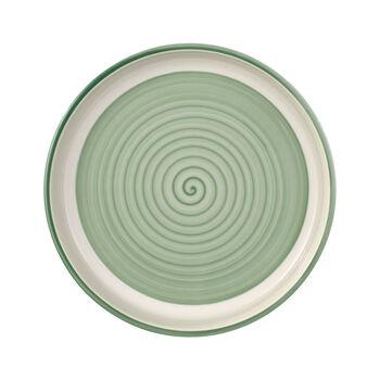 Clever Cooking Green runde Servierplatte 26 cm