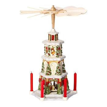 Christmas Toys Memory Weihnachtspyramide