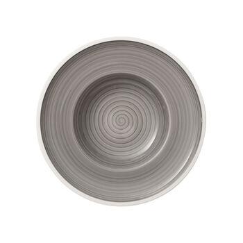 Manufacture gris Suppenteller 25cm