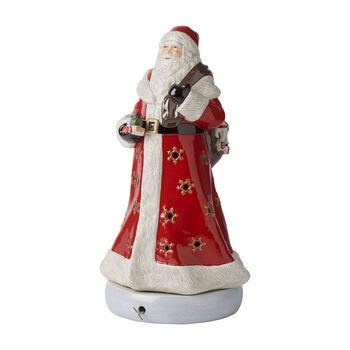 Christmas Toys Memory Santa 23x24x45cm