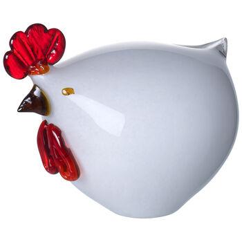 Special offer Huhn weiß 17x15cm