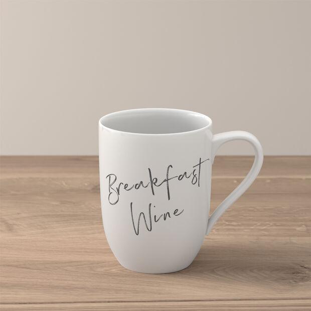 """Statement Becher """"Breakfast Wine"""", , large"""