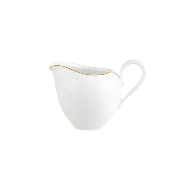 Anmut Gold Milchkännchen, 210 ml, Weiß/Gold, , large