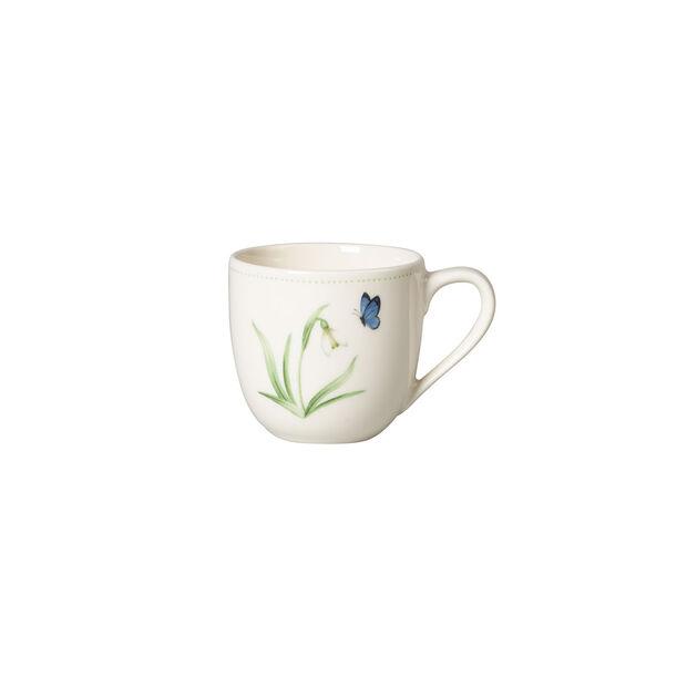 Colourful Spring Espressotasse, 100 ml, weiß/grün, , large