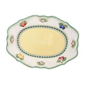 French Garden Fleurence ovale Platte 44  cm