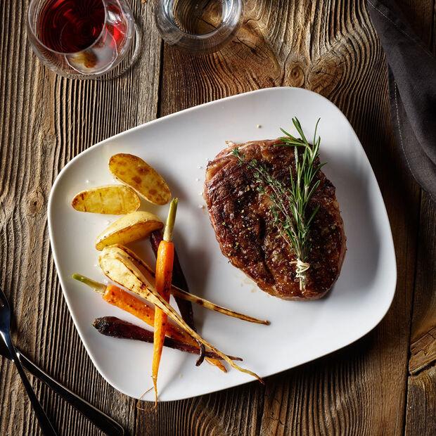 vivo | Villeroy & Boch Group New Fresh Collection Steaktellerset 2 tlg 30x25cm, , large