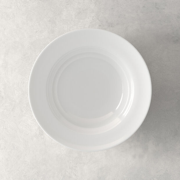 NEO White Suppenteller 23x23x6cm, , large