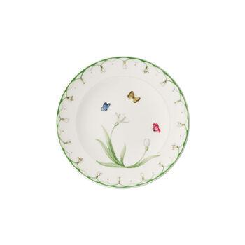 Colourful Spring Brotteller, weiß/grün