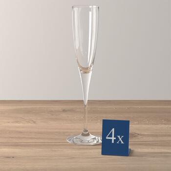 Maxima Champagnerkelch, 4 Stück