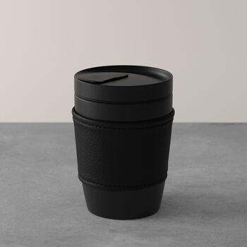 Manufacture Rock Coffee To Go Becher, 290 ml, mattschwarz