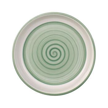 Clever Cooking Green runde Servierplatte 17 cm
