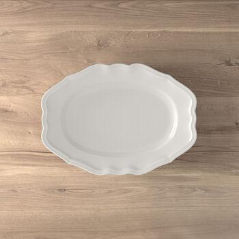 Manoir ovale Platte 37cm