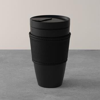 Manufacture Rock Coffee To Go Becher, 350 ml, mattschwarz