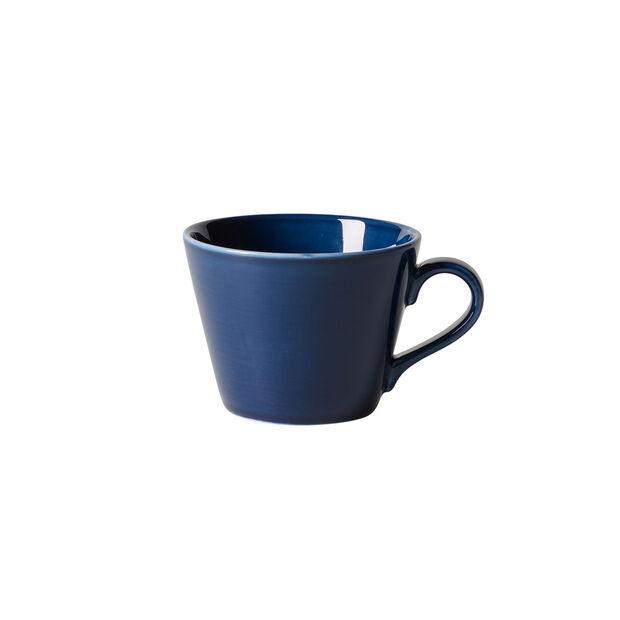 Organic Dark Blue Kaffeetasse, dunkelblau, 270 ml, , large