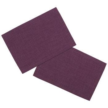 Textil Uni TREND Platzset violett S2 35x50cm