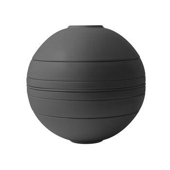 Iconic La Boule black, schwarz