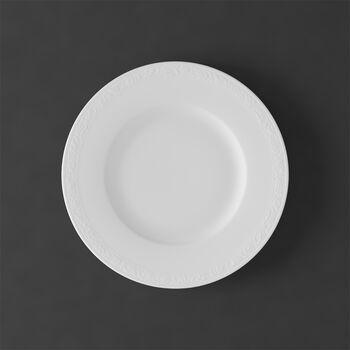 White Pearl Frühstücksteller