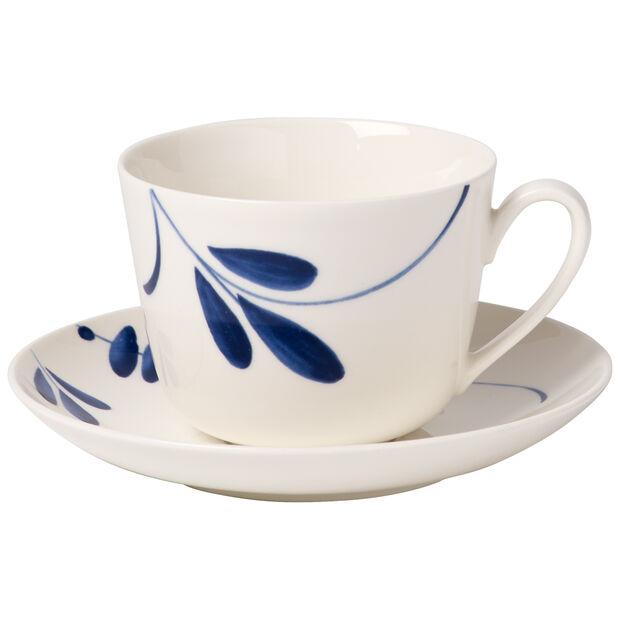 Vieux Luxembourg Brindille Kaffee-/Teetasse mit Untertasse 2tlg., , large