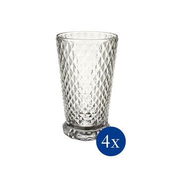 Boston Flare Longdrink-Glas, 4 Stück