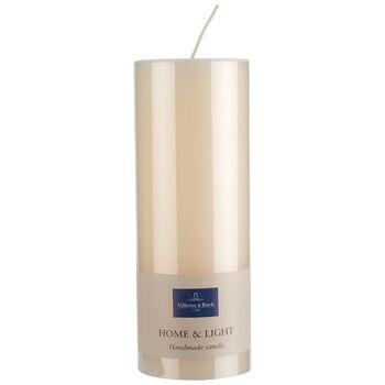 Essentials Kerzen Elfenbein Pillar 19cm
