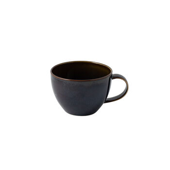 Crafted Denim Kaffeetasse, blau, 250 ml
