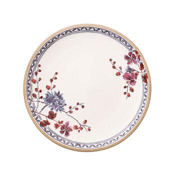 Artesano Provençal Lavendel Speiseteller mit floralem Dekor