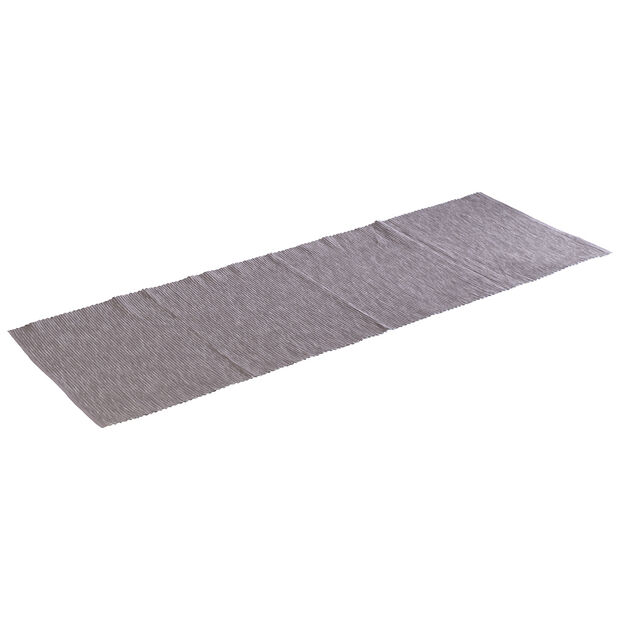 Textil News Läufer Breeze 21 grau 50x140cm, , large