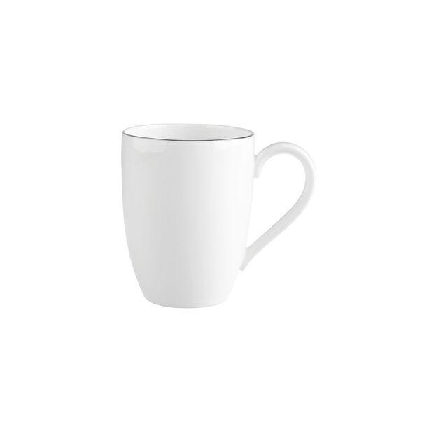 Anmut Platinum No.1 Kaffeebecher mit Henkel, , large