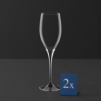 Allegorie Premium Weißweinglas, 2 Stück, für Riesling